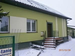 pokoje pracownicze Kraków budynek 1